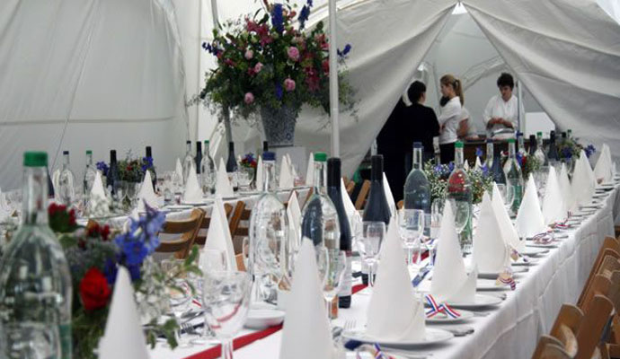 Event Marquee Hampshire