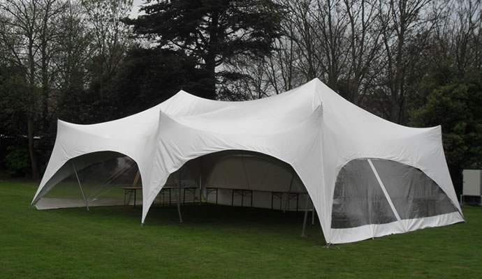 Wedding Marquee West Sussex