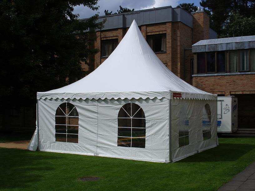 Pagoda Marquees Hampshire